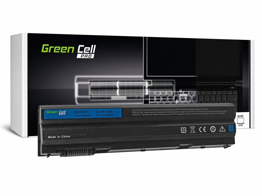 Baterie PRO Dell Latitude E5520 E6420 E6520 E6530 / 11,1V 5200mAh
