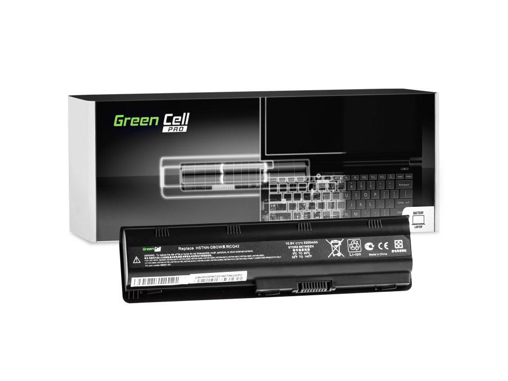 PRO Baterie pro HP 635 650 655 2000 Pavilion G6 G7 / 11,1V 5200mAh