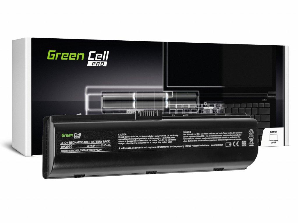 PRO Baterie pro HP Pavilion DV2000 DV6000 DV6500 DV6700 / 11,1V 5200mAh
