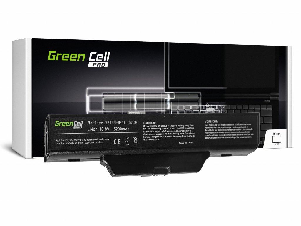 PRO Baterie pro HP 550 610 HP Compaq 6720s 6820s / 11,1V 5200mAh