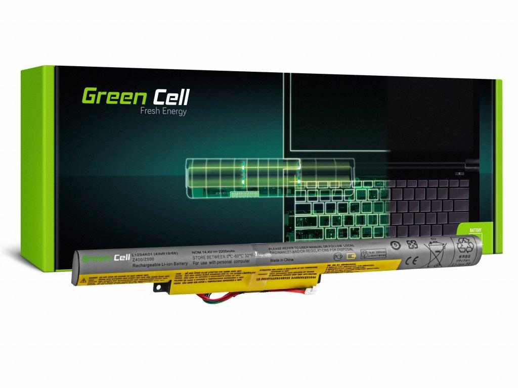 Baterie pro Lenovo IdeaPad P500 Z510 P400 / 14,4V 2200mAh
