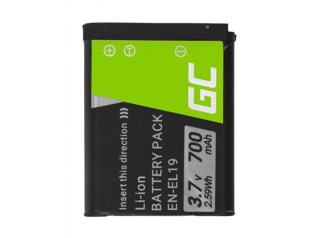Baterie pro Nikon Coolpix