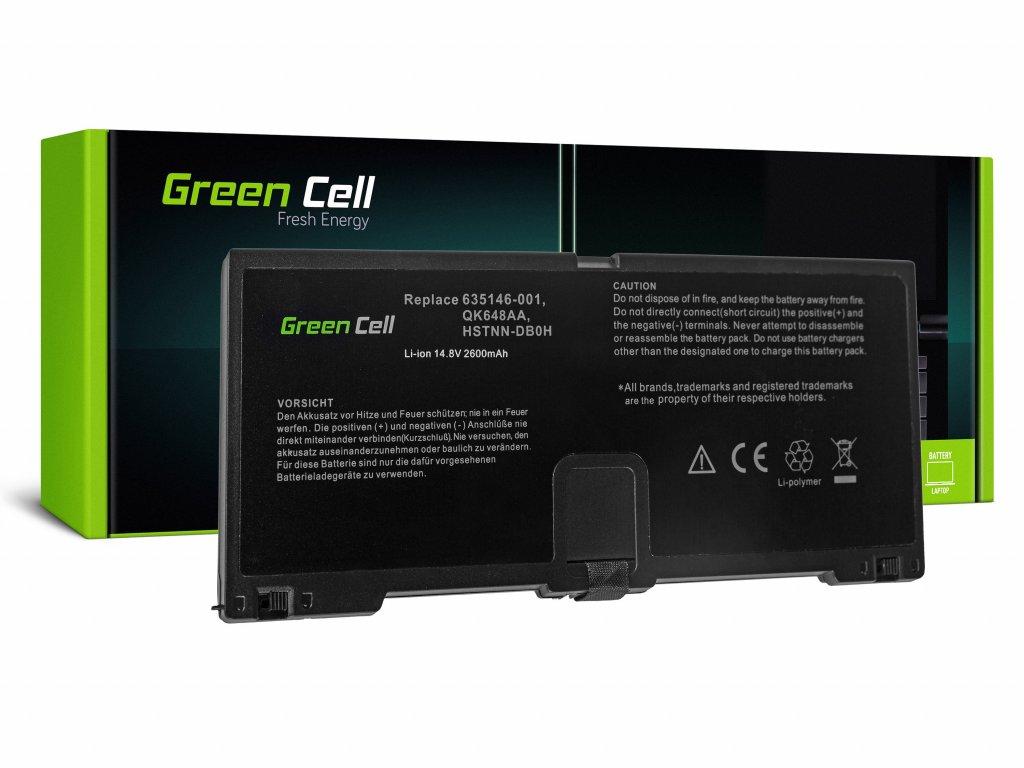Baterie pro HP ProBook 5330m 14.8V / 14,4V 2600mAh
