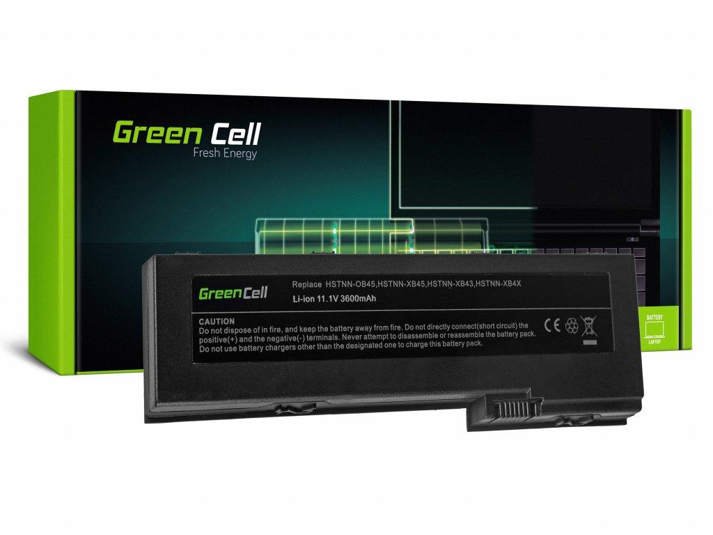 Baterie pro HP EliteBook 2730p 2740p 2740w 2760p / 11,1V 3600mAh
