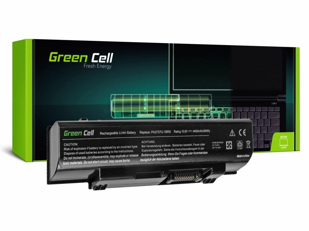 PRO Baterie pro Toshiba Qosmio F60 F750 F755 PA3757U-1BRS / 11,1V 4400mAh