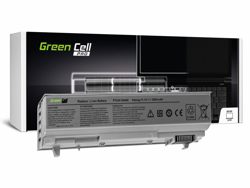 PRO Baterie pro Dell Latitude E6400 E6410 E6500 E6510 / 11,1V 5200mAh
