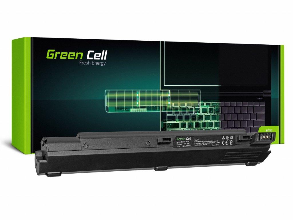 Baterie pro MSI MegaBook S310 Averatec 2100 / 14,4V 4400mAh
