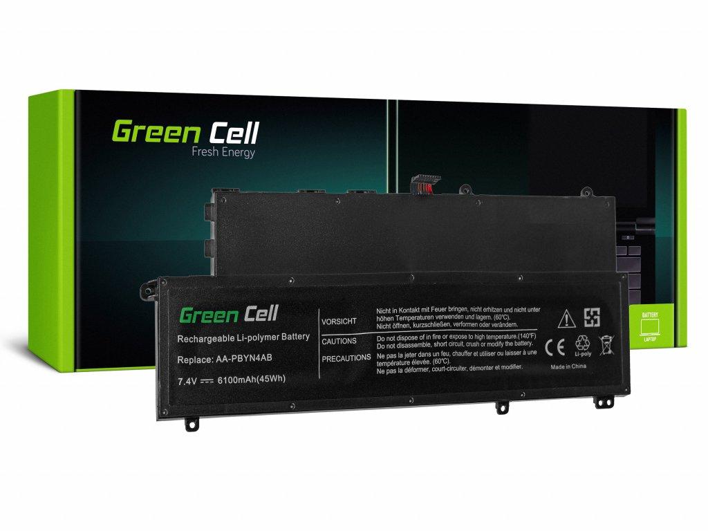Baterie pro Samsung NP530U3B NP530U3C / 7,4V 4100mAh