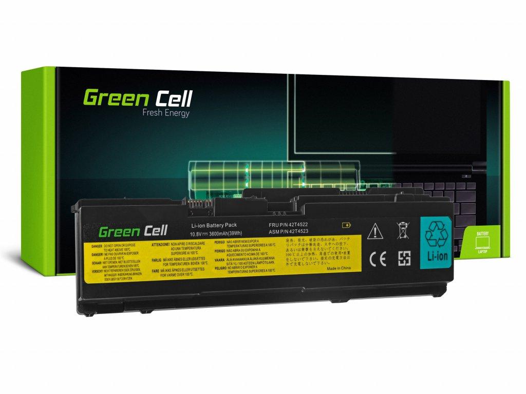 Baterie pro Lenovo ThinkPad X300 X301 / 11,1V 3600mAh