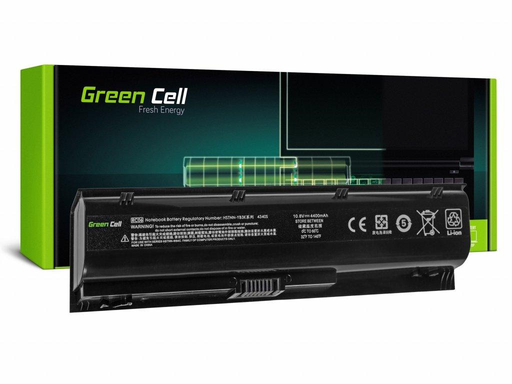 Baterie pro HP ProBook 4340 4340s 4341 4341s / 11,1V 4400mAh