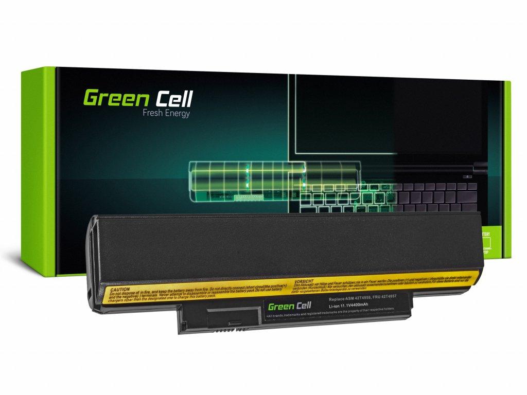 Baterie pro Lenovo ThinkPad L330 X121e X131e X140e / 11,1V 4400mAh