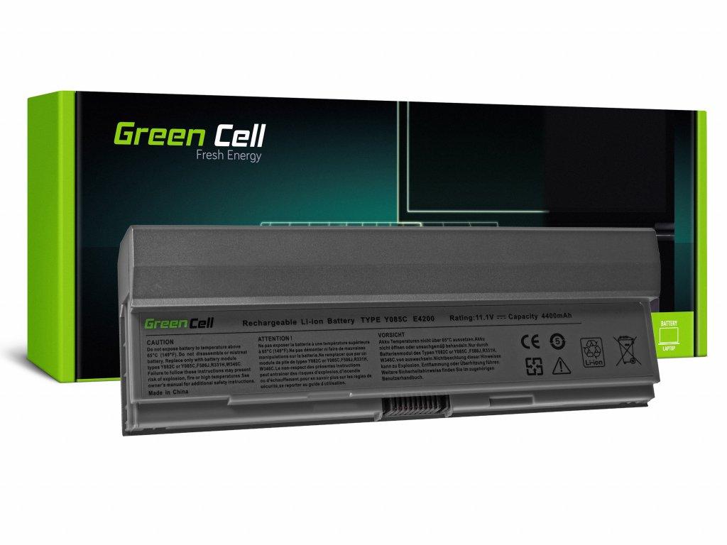 Baterie pro Dell Latitude E4200 E4200n (rear) / 11,1V 4400mAh