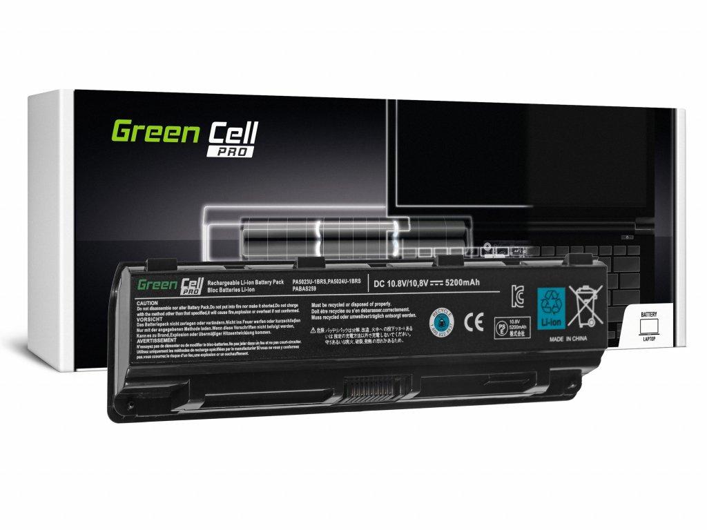 PRO Baterie pro Toshiba Satellite C850 C855 C870 L850 L855 PA5024U-1BRS / 11,1V 5200mAh