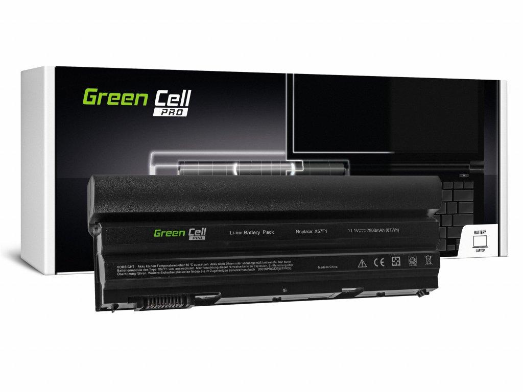 PRO Baterie pro Dell Latitude E5520 E6420 E6520 E6530 (rear) / 11,1V 7800mAh