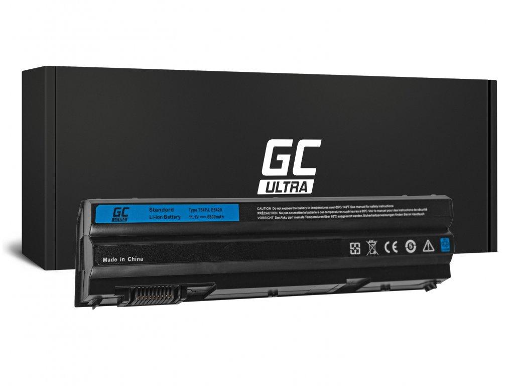 ULTRA Baterie pro Dell Latitude E5520 E6420 E6520 E6530 / 11,1V 6800mAh