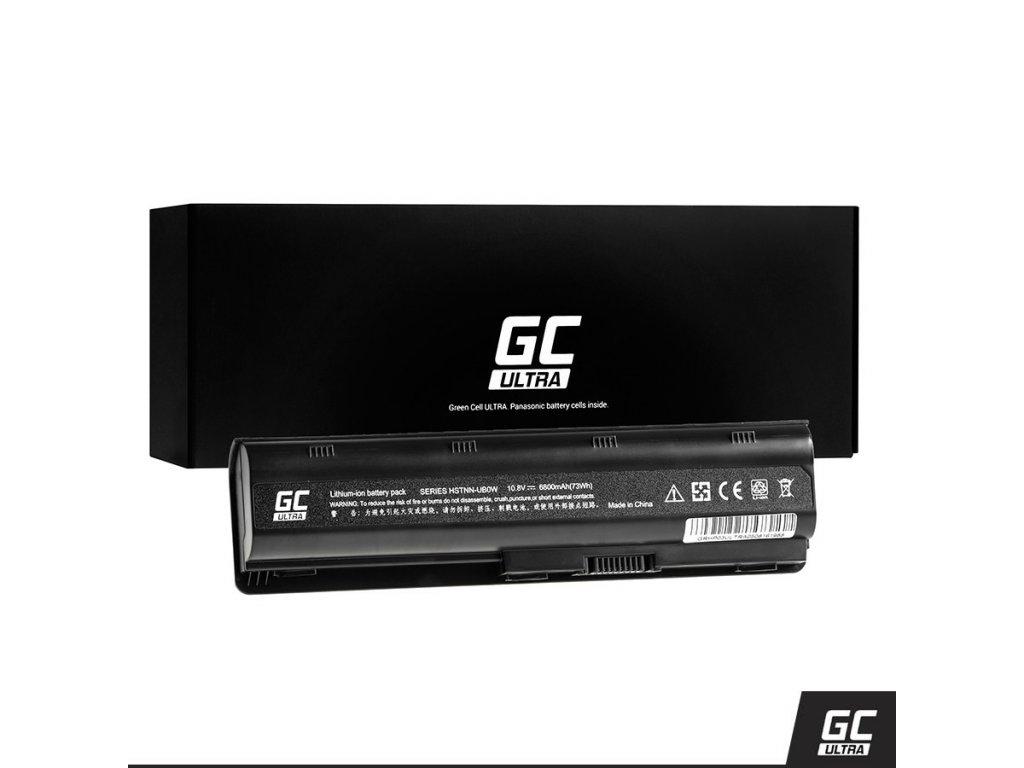 ULTRA Baterie pro HP 635 650 655 2000 Pavilion G6 G7 / 11,1V 6800mAh