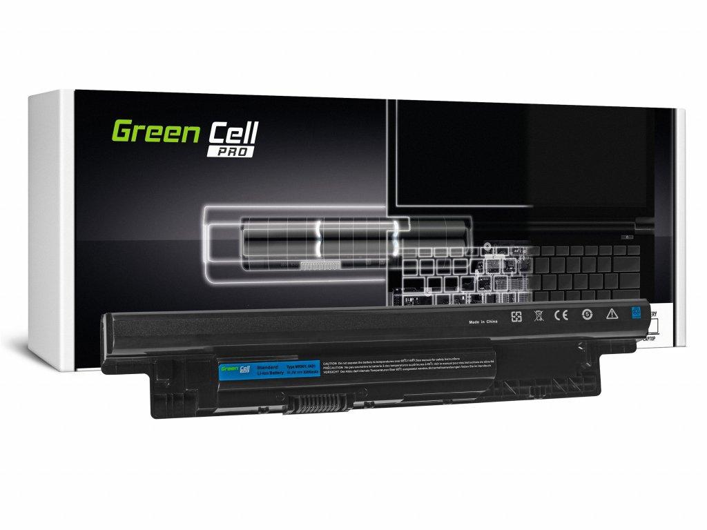 PRO Baterie pro Dell Inspiron 3521 5521 5537 5721 / 11,1V 5200mAh