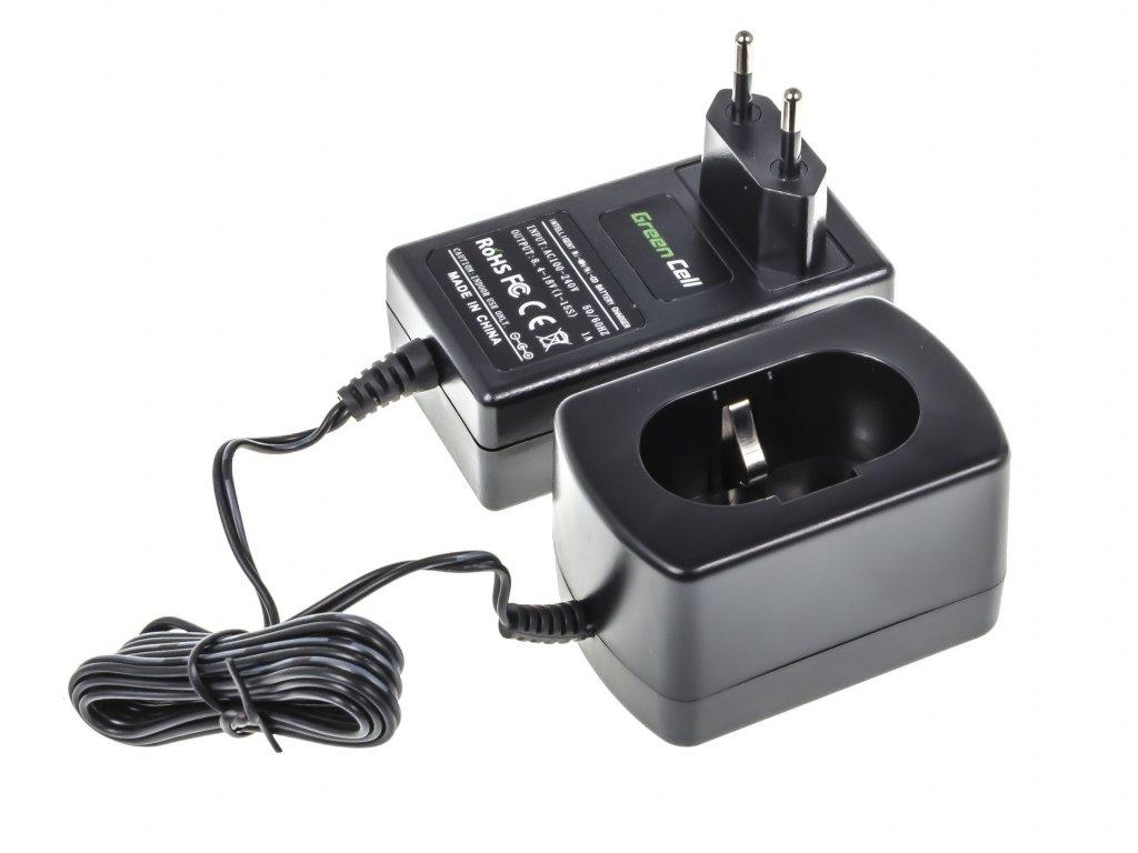 ®  Baterie Nabíječka pro Makita 8.4V-18V Ni-MH Ni-Cd