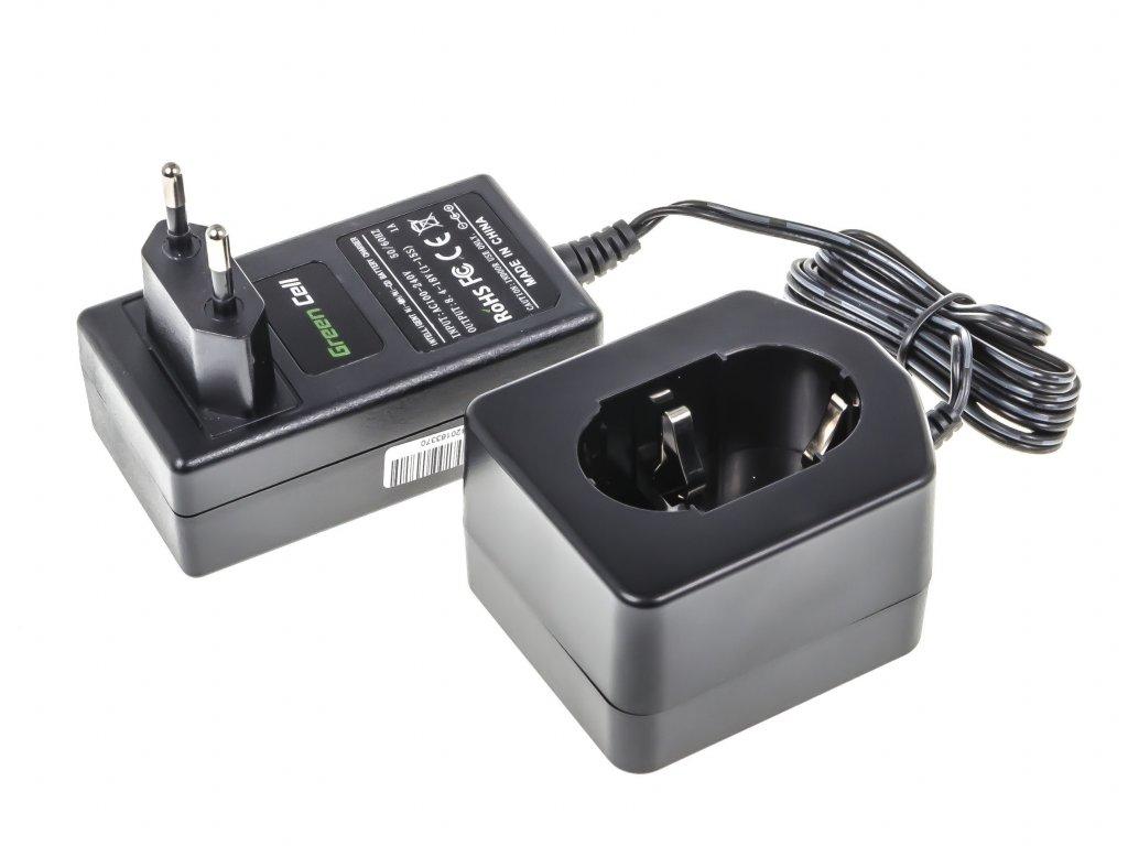 ®  Baterie Nabíječka pro Hitachi 8.4V -18V Ni-MH Ni-Cd