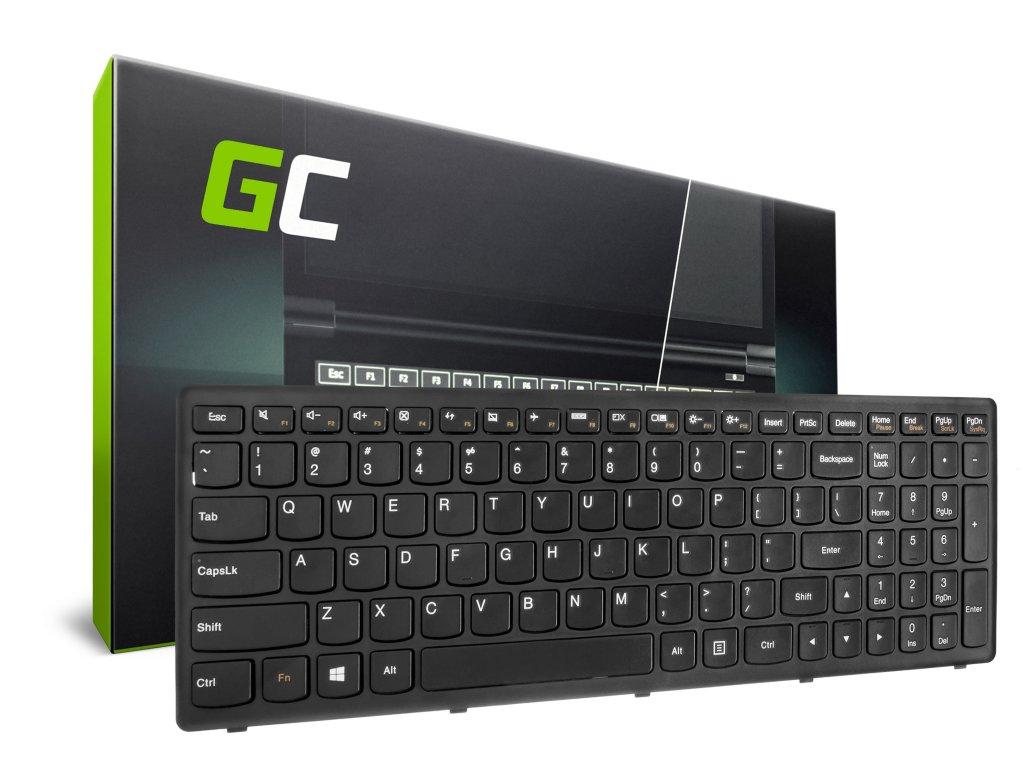 ® Klávesnice pro notebook Lenovo G500C G500H G500S G505S S500 S510P Z510 Flex 15 15D