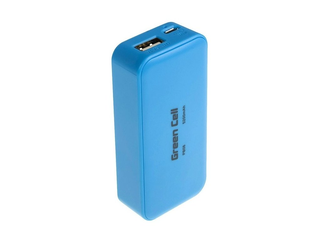 power bank green cell 5200mah (5)