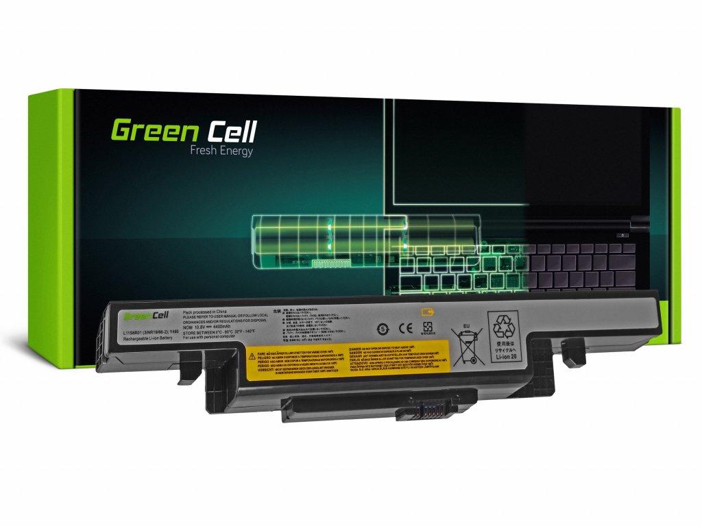 Baterie pro Lenovo IdeaPad Y400 Y410 Y490 Y500 Y510 Y590 / 11,1V 4400mAh