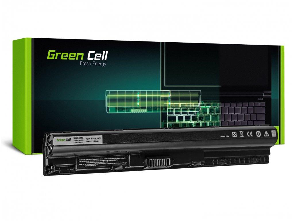 Baterie pro Dell Inspiron 3451 3555 3558 5551 5552 5555 / 14,4V 2200mAh