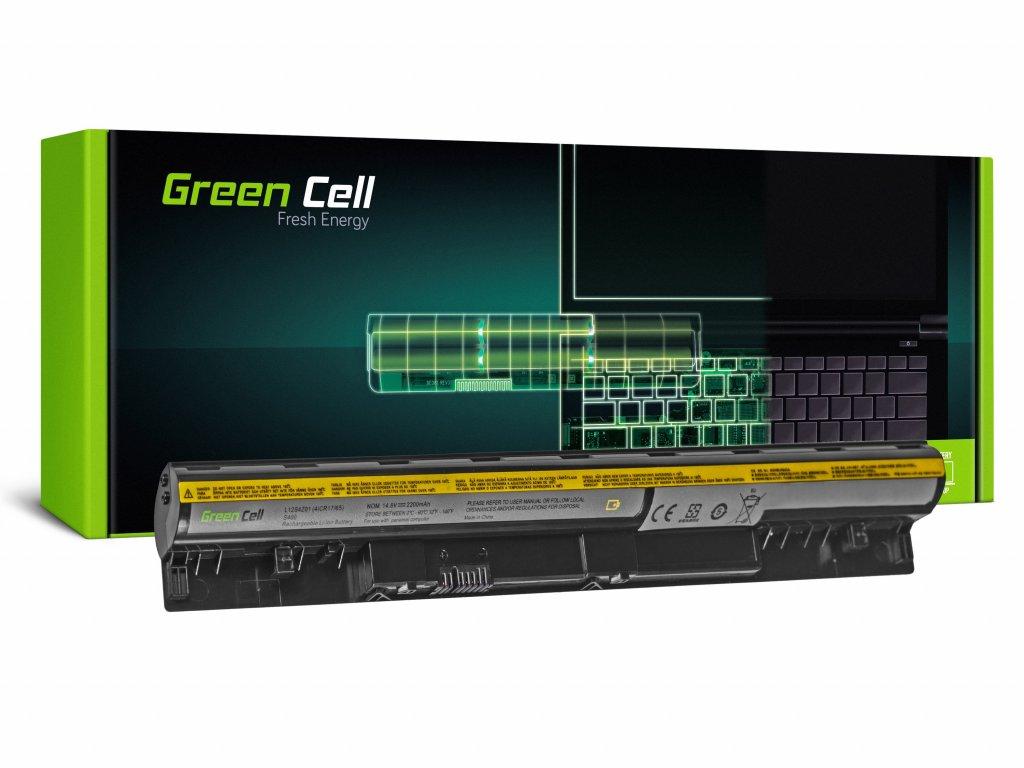 Baterie pro Lenovo IdeaPad S300 S310 S400 S400U S405 S410 S415 (black) / 14,4V 2200mAh