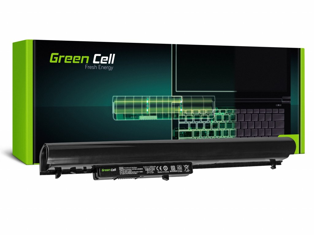 Baterie HP HSTNN-LB5S 240 250 255 256 G2 G3 OA04 / 14,4V 2200mAh