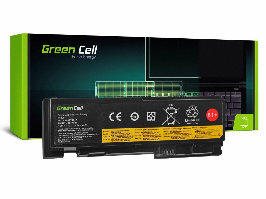 Baterie pro Lenovo ThinkPad T420s T420si / 14,4V 3600mAh