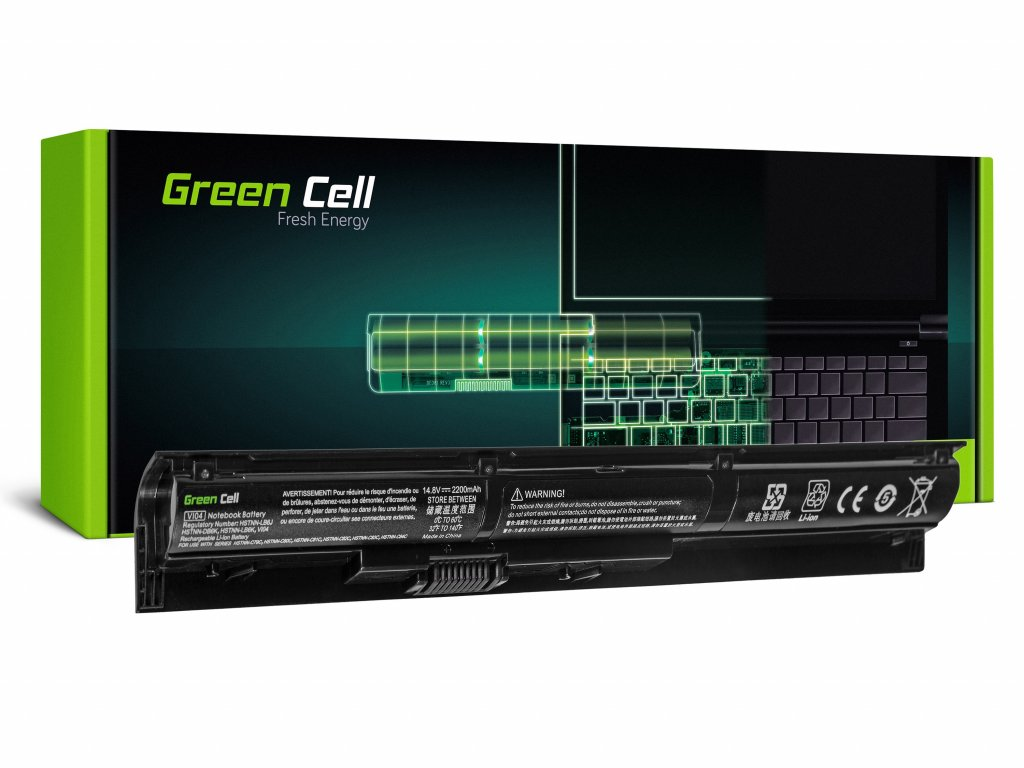 Baterie pro HP ProBook 440 G2 450 G2 / 14,4V 2200mAh