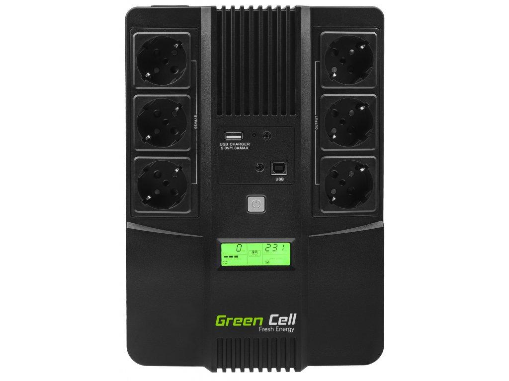 ® UPS AiO 600VA LCD
