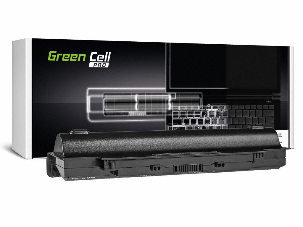 PRO Baterie pro Dell Inspiron N3010 N4010 N5010 13R 14R 15R J1 (bottom) / 11,1V 7800mAh