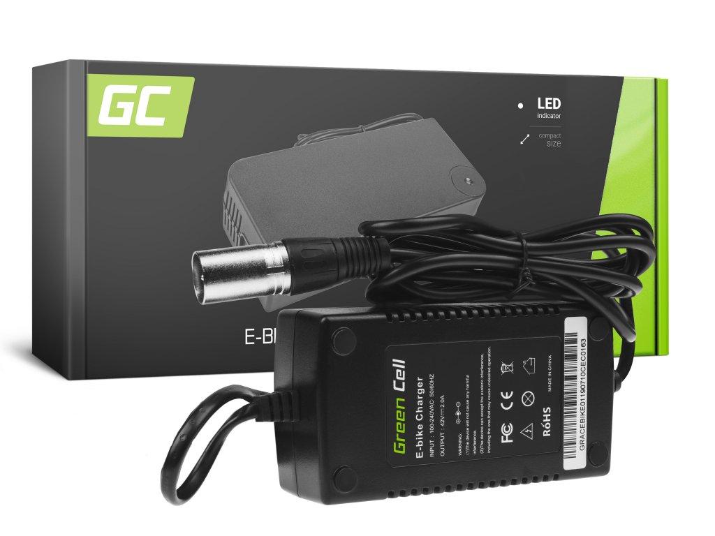 Nabíječka pro baterie pro  36V 2A