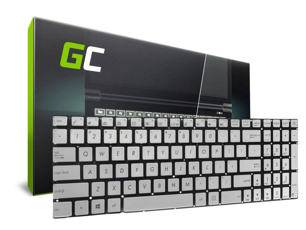 ® Klávesnice pro notebook Asus N551 N551J N552 N552V