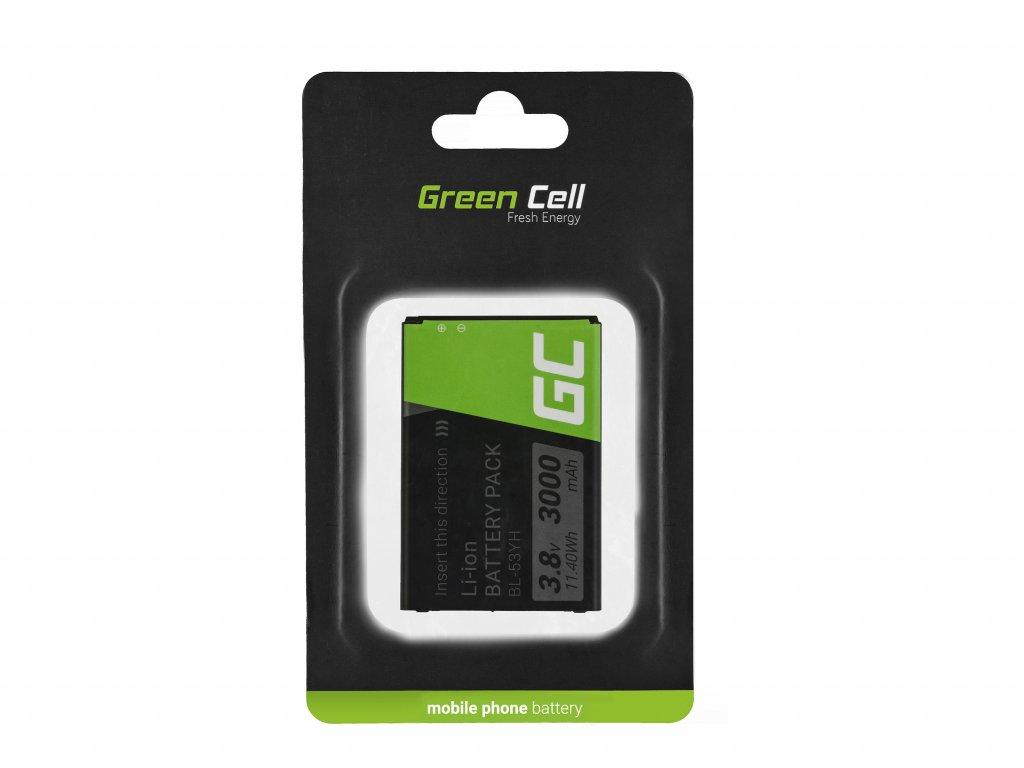 Smartphone Baterie pro LG G3 BL-53YH