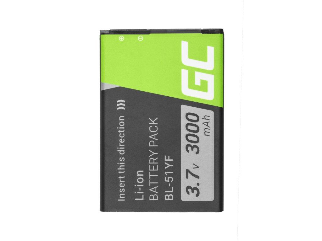 Smartphone Baterie pro LG G4 BL-51YF