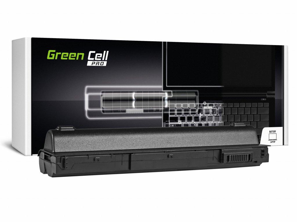 PRO Baterie pro Dell Latitude E5520 E6420 E6520 E6530 / 11,1V 4400mAh