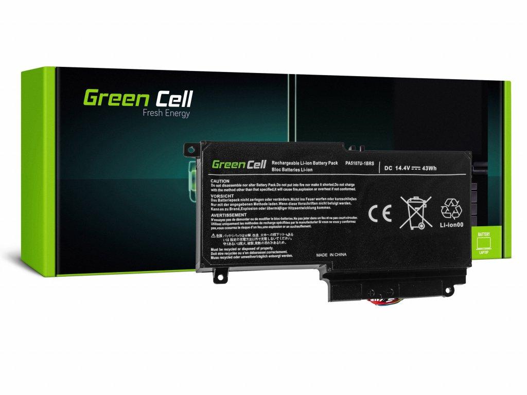 Baterie pro Toshiba Satellite L50-A L50-A-19N L50-A-1EK L50-A-1F8 L50D-A P50-A S50-A / 14,4V 2200mAh