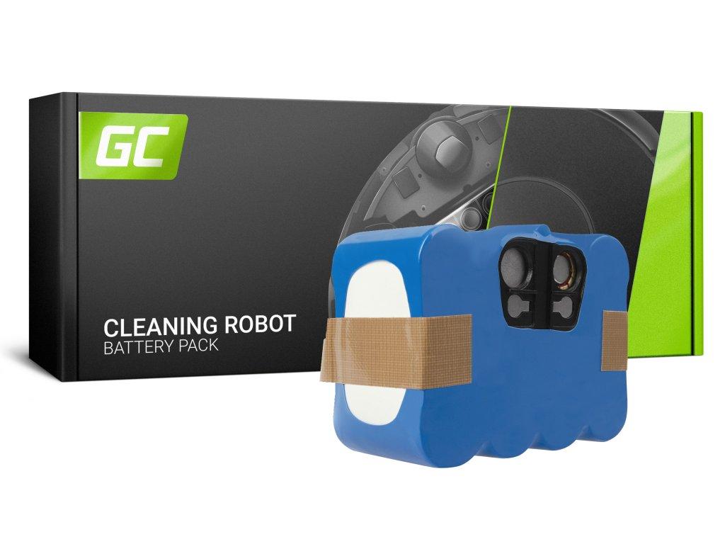 ® Vacuum Cleaner Baterie pro EcoGenic, Hoover, Indream, JNB, Kaily, Robot, Samba