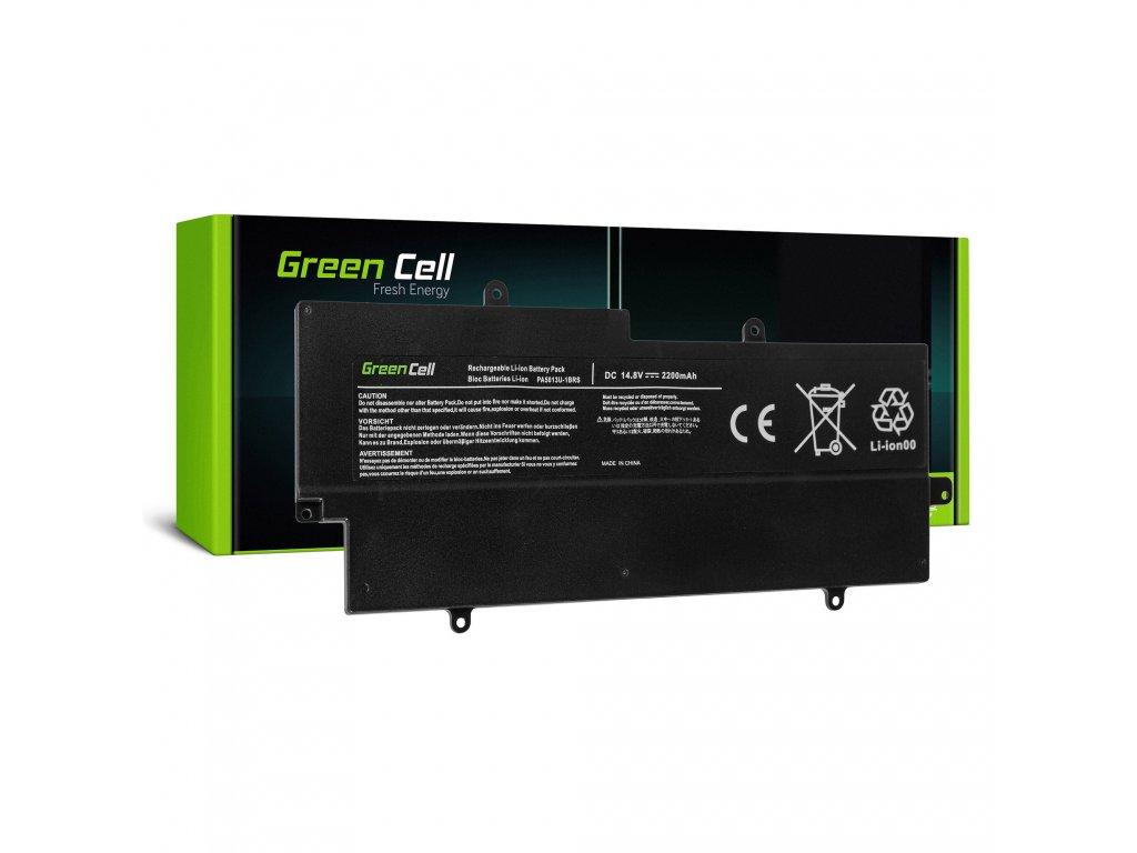 Baterie pro Toshiba Portege Z830 Z835 Z930 Z935 / 14,4V 1900mAh