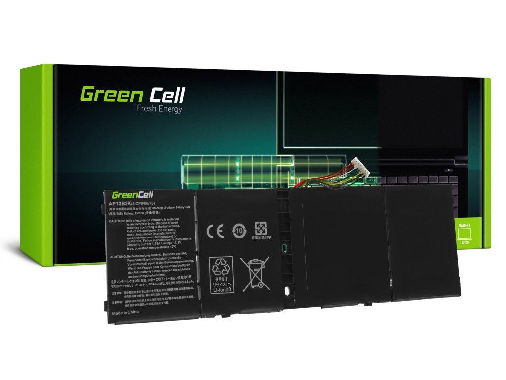 Baterie Acer Aspire V5-552 V5-572 V5-573 V7-581 R7-571 / 15V 3400mAh