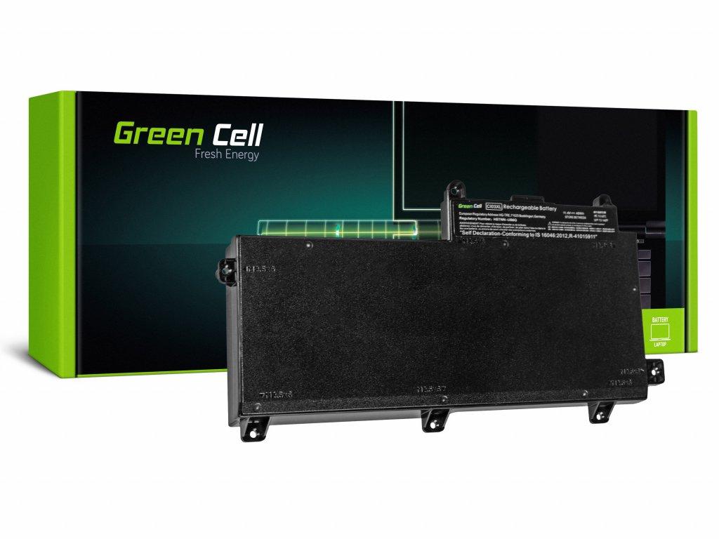 Baterie pro HP ProBook 640 G2 645 G2 650 G2 G3 655 G2 / 11,4V 4210mAh