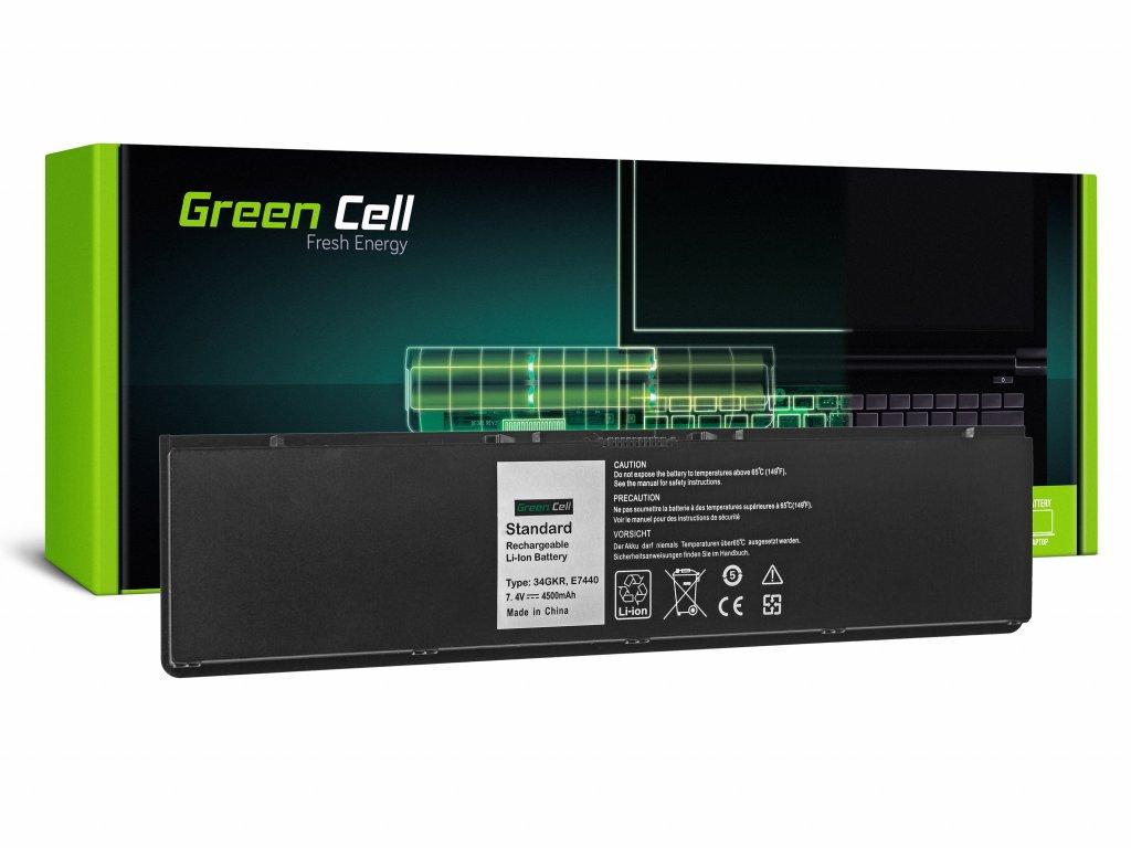 Baterie Dell Latitude E7440 / 7,4V 4500mAh