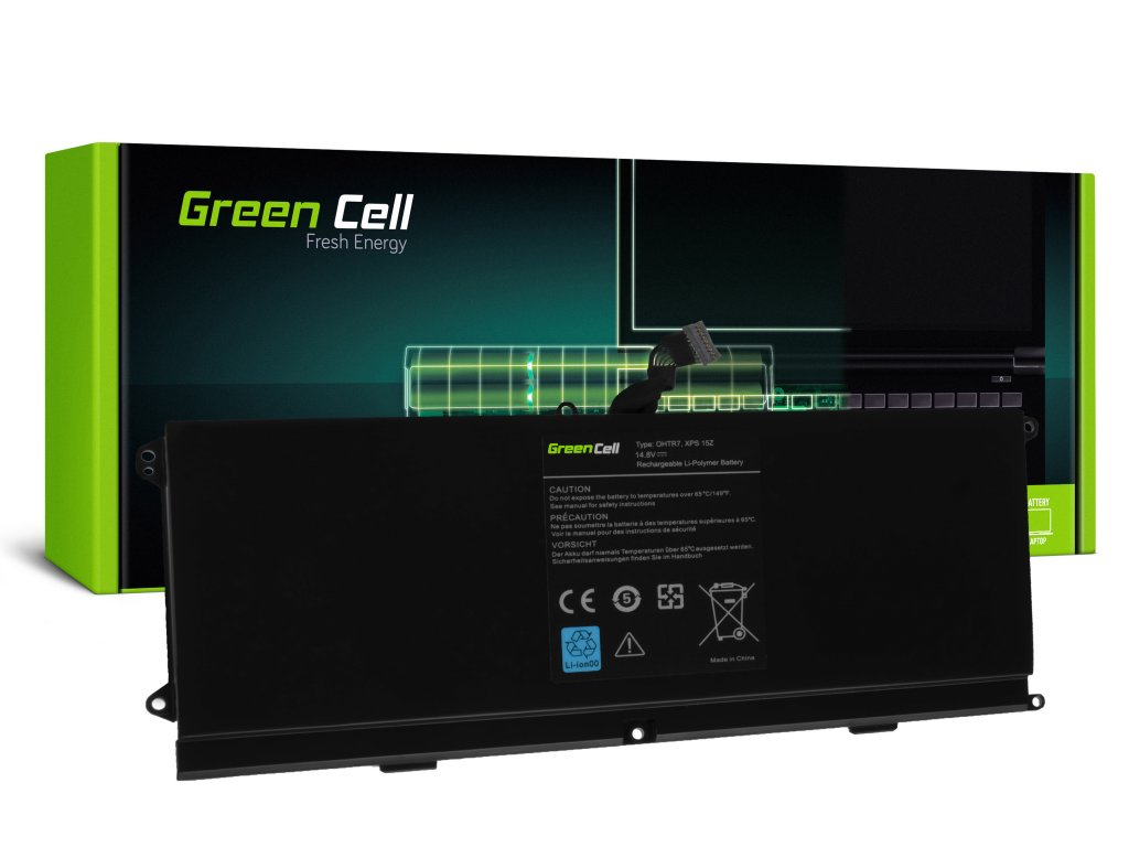 Baterie Dell XPS 15Z L511Z / 14,4V 3600mAh