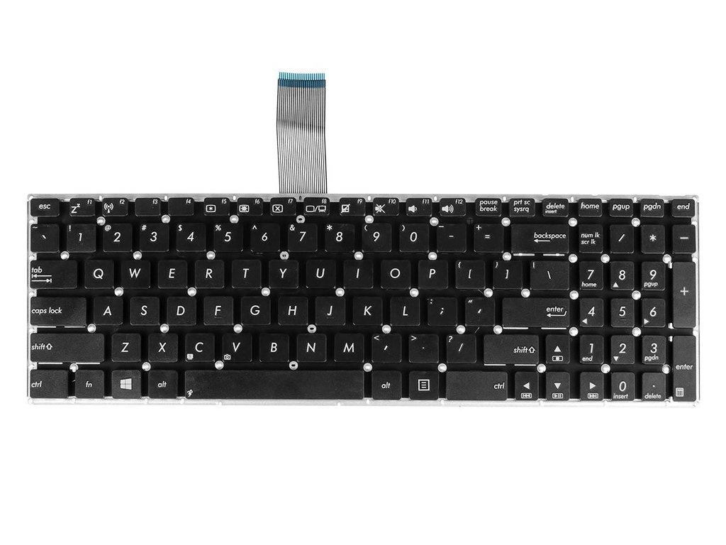® Klávesnice pro notebook Asus X550 X550CA X550CC X550C X550L X550V R510 R510C R510L