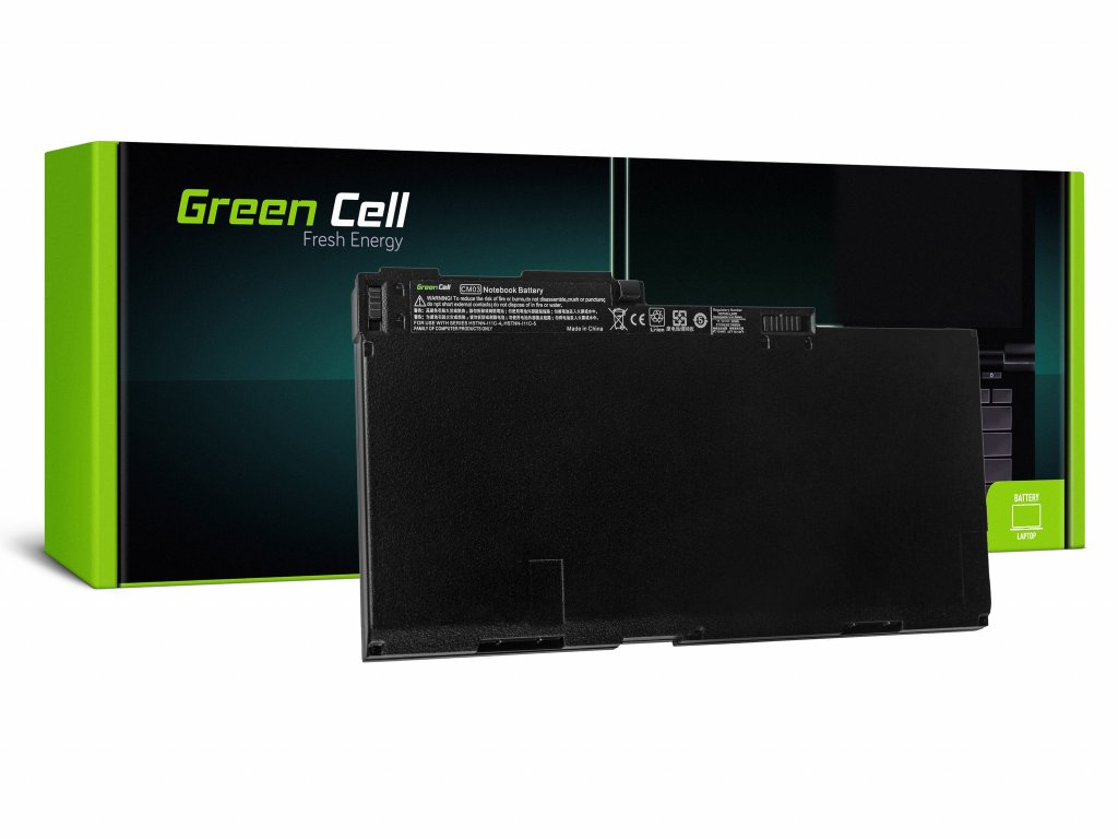 Baterie pro HP CM03XL EliteBook 740 750 840 850 G1 G2 / 11,1V 4000mAh