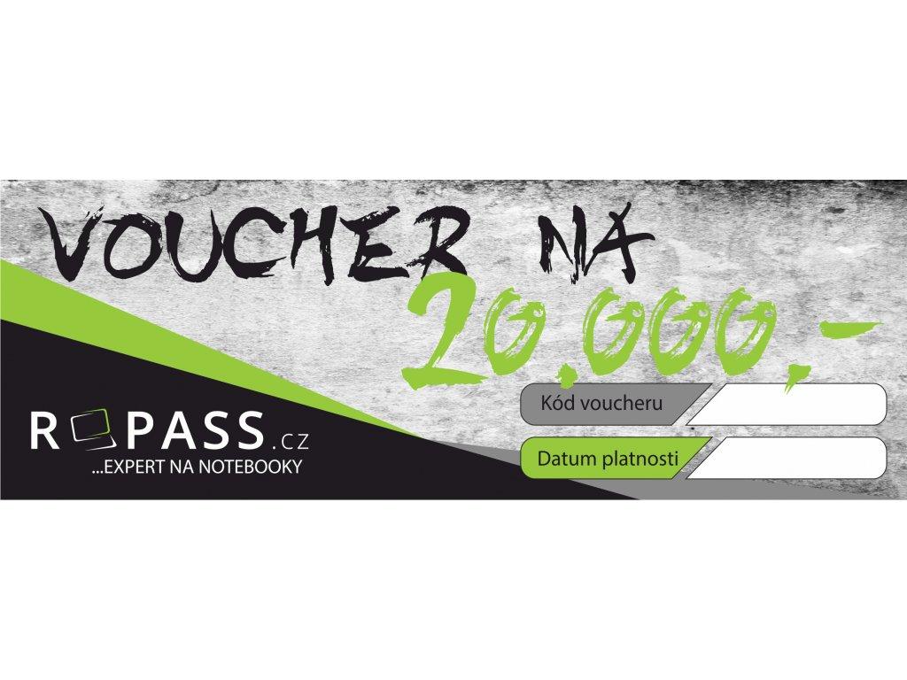 Voucher 20K