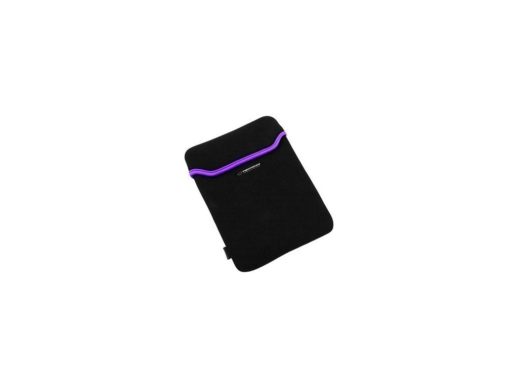 esperanza tablet case 101 black violet et173v