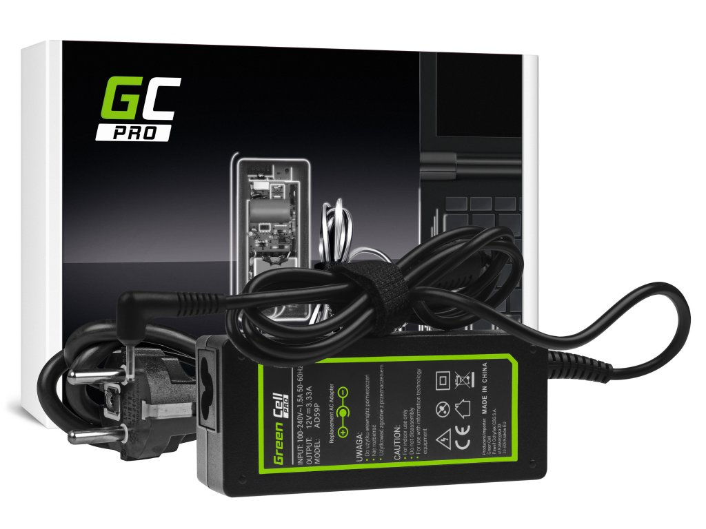 Nabíječka  PRO 12V 3.33A 40W pro Samsung 303C XE303C12 500C XE500C13 500T XE500T1C 700T XE700T1C